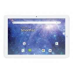 """MEDIACOM SmartPad iyo 10 - Tablet - Android 9.0 (Pie) - 16 GB - 10.1"""" IPS (1280 x 800) - slot microSD - 3G"""